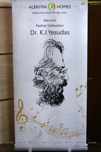 KJ Yesudas Live Concert Press Meet