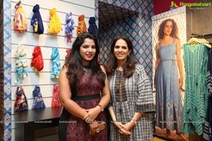 Samantha Akkineni & Anita Dongre at AND Store