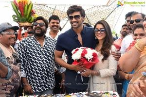 B Sai Sreenivas Birthday Celebrations 2020