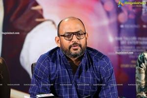 Disco Raja Movie Press Meet