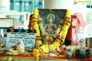 Vijay Deverakonda's Fighter Movie Muhurat