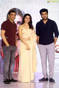 Jaanu Trailer launch