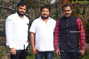 Upendra's Kabza Movie Opening