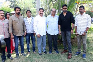 Marana Mrudangam Movie Muhurat