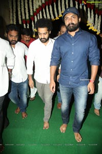 Jr NTR And Kalyan Ram Pay Tribute To NTR At NTR Ghat