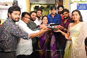 Vidhi Vilasam Movie Muhurat