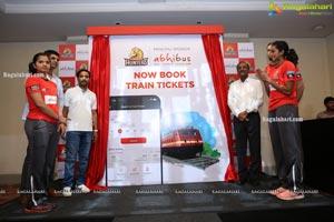 AbhiBus.com Train Service Launch