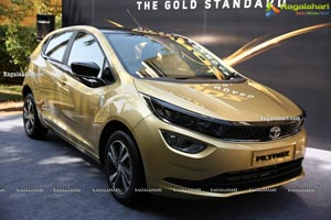Tata Motors Launches the Altroz, the Gold Standard