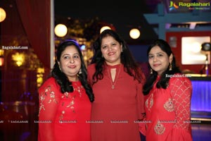 Bandola Party to Divay n Khushboo hosted by Friends