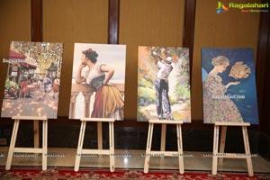 Episode Art Exhibition by Hari at Taj Krishna