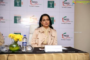 FICCI FLO Interactive Session With Kangana Ranaut