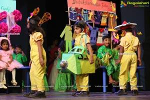 Hyderabad Public School Annual Cultural Programme