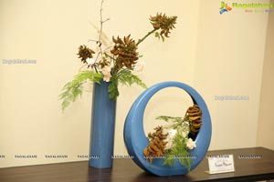 Ikebana Annual Exhibition 'Ferns And Petals'