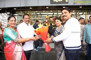 KLM Fashion Mall Launch at Vanasthalipuram