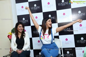 Lejeune Wellness Launch with Manchu Lakshmi
