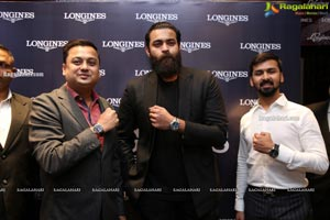 Longines Showcases Its HydroConquest Collection