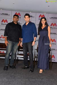 Mahesh Babu Launches The Humbl Co. On Myntra