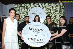 Mirrors Luxury Salons Launches Kerastase Lounge