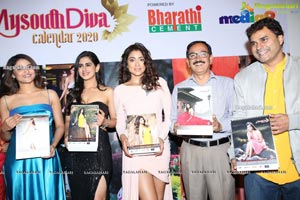 My South Diva Calendar 2020 Launch