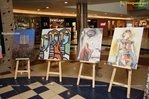 Reverence Art Show - Exhibition of Paintings by Hari