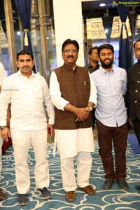 Tollywood Celebs at Syed Wajid Ali Engagement