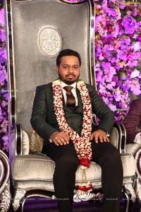 Tollywood Celebs at Syed Wajid Ali Engagement