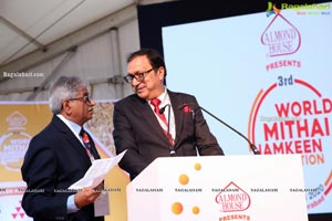 World Mithai & Namkeen Convention-Expo Begins