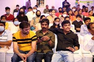 Alludu Adhurs Movie Pre-Release Event