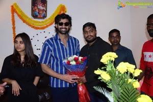 Alludu Adhurs Movie Team Success Celebrations