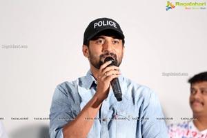 VV Vinayak, Nani at Alludu Adhurs Movie Trailer Launch