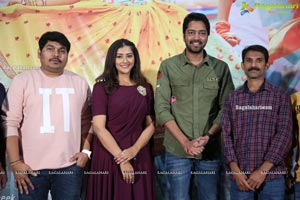 Bangaru Bullodu Movie Trailer Launch