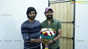 Bomma Blockbuster Movie Song Launch by Sudheer Babu