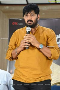Journalist Movie Press Meet