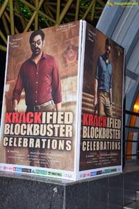 Krack Movie Success Celebrations