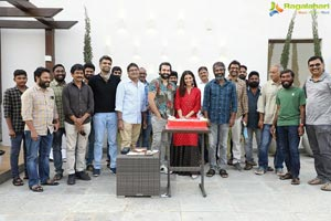Red Movie Team Success Celebrations