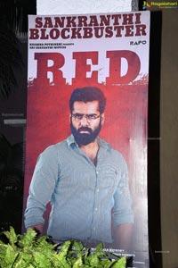 Red Movie Success Meet at Vizag
