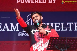 Red Movie Success Meet at Vizag