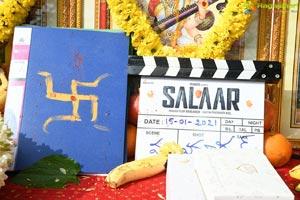 Salaar Movie Grand Opening