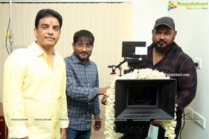 Sudheer Babu, Mohanakrishna Indraganti's New Movie Launch
