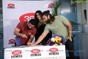 360 Degrees Fitness Launches Website