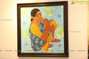 Art Show 'Shreekaaram' at Saptaparni