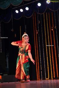 Bollapally Moksha Sree's Kuchipudi Rangapravesham