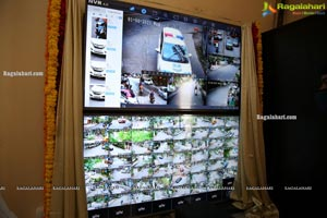 CC. Cameras Project Launch