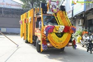 Celebs Pay Homage to Producer Doraswamy Raju
