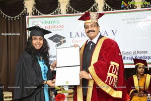 Lakshya - VConvocationCeremony 2021 at VVISM