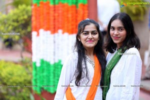 NIFT Hyderabad Celebrates 72nd Republic Day