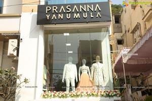 Prasanna Yanumula Store Grand Opening