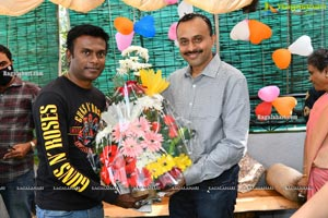 Peoples Media Factory Producer TG Vishwa Prasad Birthday