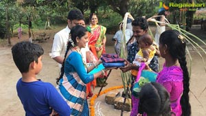 Siva Balaji Family Sankrathi Celebrations At Farm House