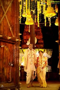 Celebs at Singer Sunitha-Ram Wedding